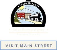 Main Street - Urban Renewal Agency - Evanston, Wyoming